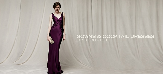 Gowns & Cocktail Dresses: Up to 80% Off at MYHABIT