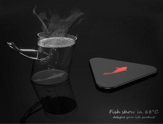 Inno.Park Fish Appears 68°C Cup
