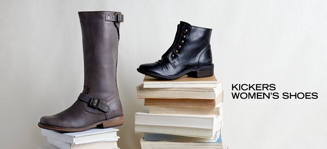 Kickers Women's Shoes at MYHABIT