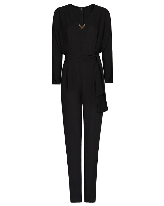 MANGO High Waist Jump Suit - Cuca_2