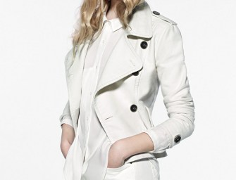 MANGO Short Pea Coat Lluria