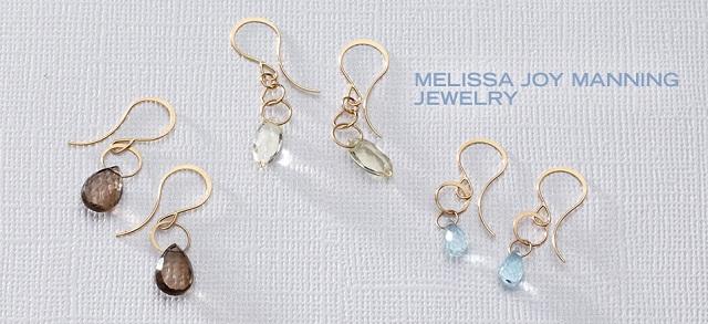 Melissa Joy Manning Jewelry at MYHABIT