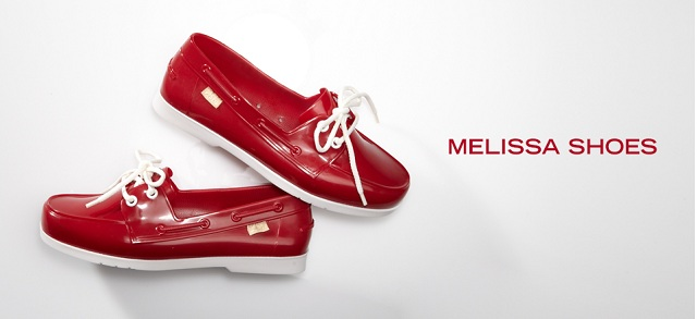 Melissa Shoes at MYHABIT