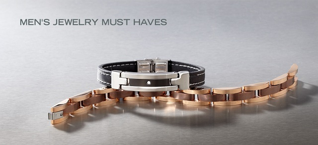 Men's Jewelry Must Haves at MYHABIT