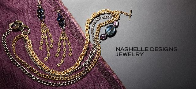 Nashelle Designs Jewelry at MYHABIT