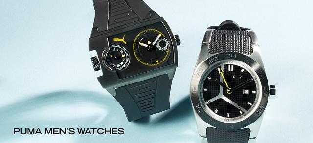 PUMA Men's Watches at MYHABIT