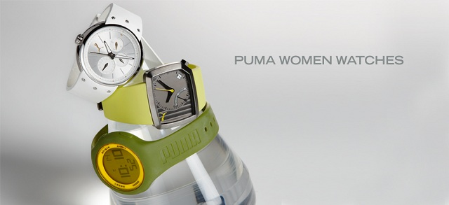 PUMA Women's Watches at MYHABIT