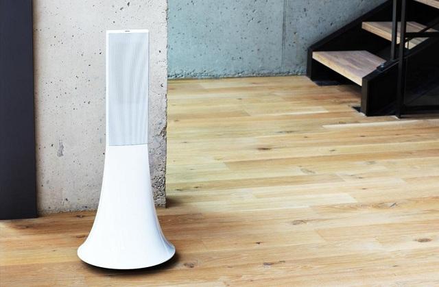 Parrot Zikmu Solo Wireless Hi-Fi Speakers by Philippe Starck