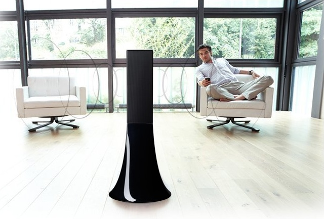 Parrot Zikmu Solo Wireless Hi-Fi Speakers by Philippe Starck_4