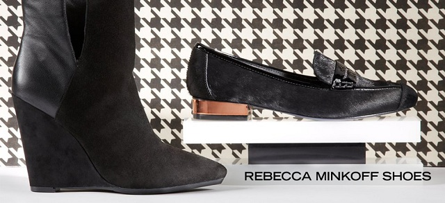 Rebecca Minkoff Shoes at MYHABIT