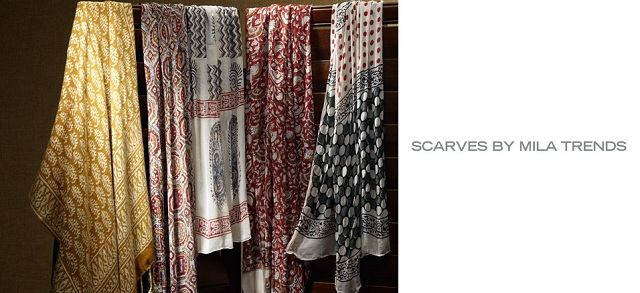 Scarves by MILA Trends at MYHABIT