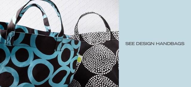 See Design Handbags at MYHABIT