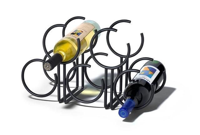 Specrum 55110 Euro Round Wine Rack