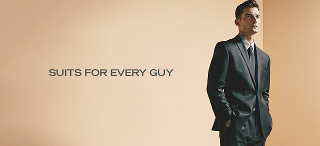 Suits for Every Guy at MYHABIT