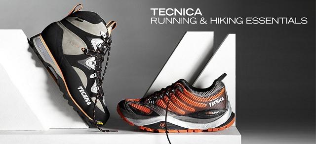 Tecnica: Running & Hiking Essentials at MYHABIT