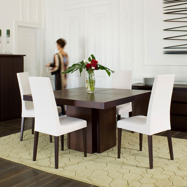 TemaHome Dusk Square Dining Table