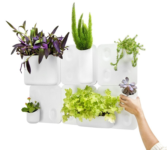 Urbio Big Happy Family Wall Planters_5