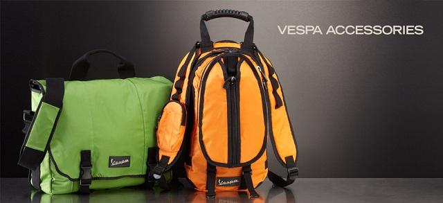 Vespa Accessories at MYHABIT