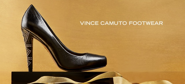 Vince Camuto Footwear at MYHABIT