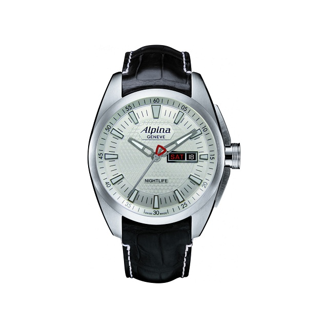 Alpina Nightlife Quartz Men's Watch