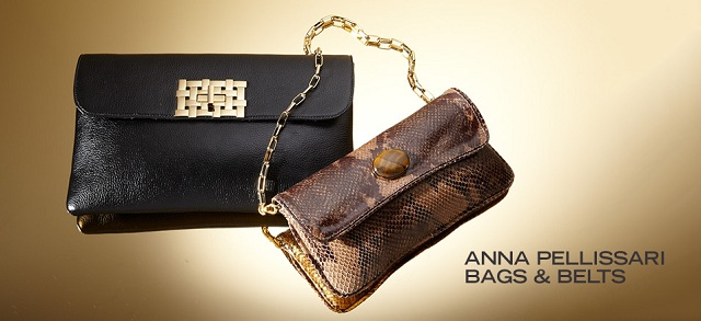 Anna Pellissari Handbags at MYHABIT