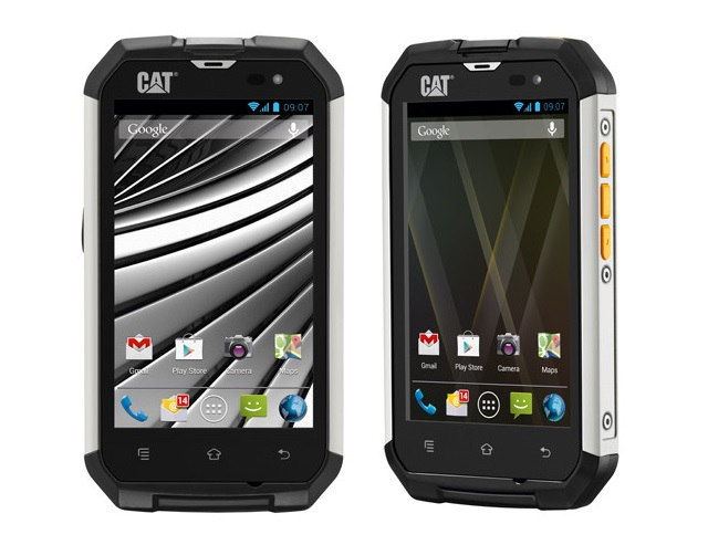 CAT B15 Rugged Android Smartphone_2