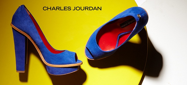 Charles Jourdan at MYHABIT