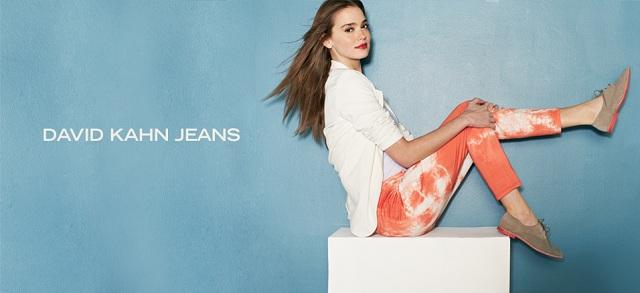 David Kahn Jeans at MYHABIT