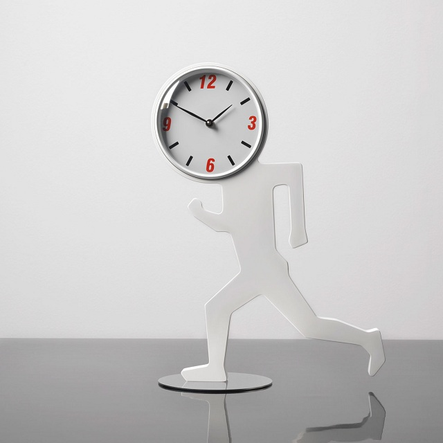 Diamantini & Domeniconi Uomino Table Clock