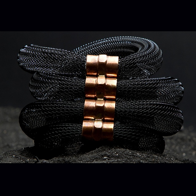 Elena Estaun Jewelry 4 Screw Bracelet