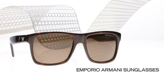Emporio Armani Men's Sunglasses at MYHABIT