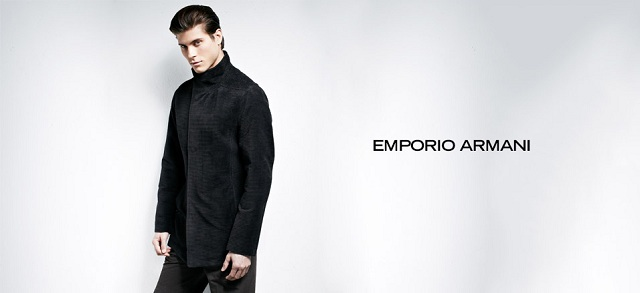 Emporio Armani at MYHABIT