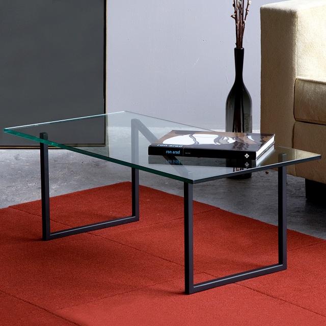 FAKTURA SNAKE Rectangular Coffee Table
