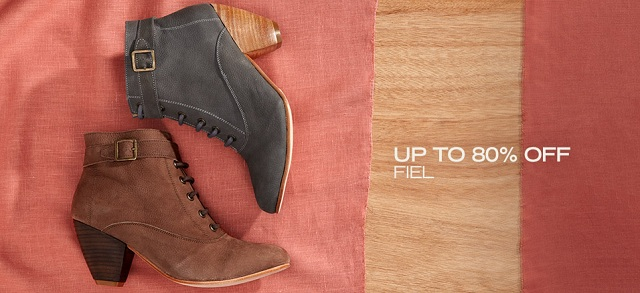 Up to 80% Off: Fiel at MYHABIT