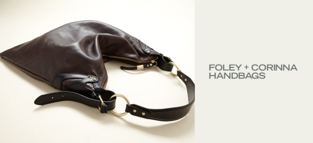 Foley + Corinna Handbags at MYHABIT