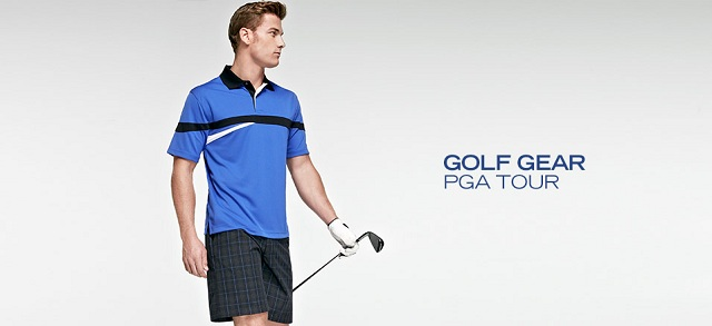 Golf Gear: PGA TOUR at MYHABIT