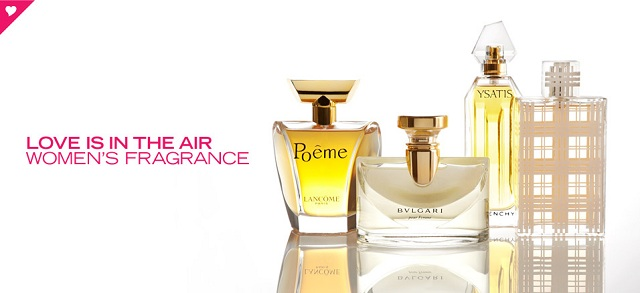 Love is in the Air: Women's Fragrance at MYHABIT