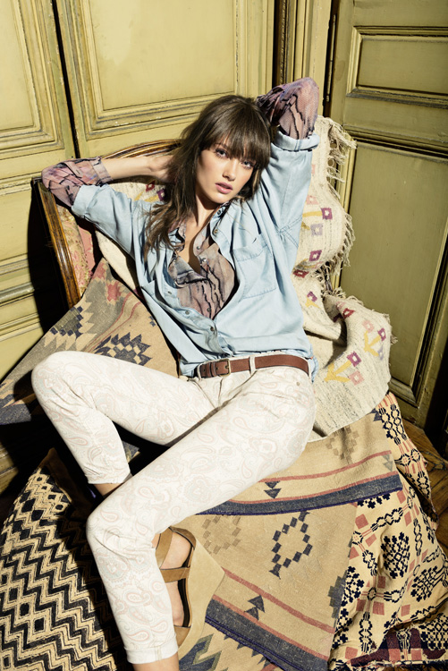 Mango Spring Summer 2013 lookbook_11