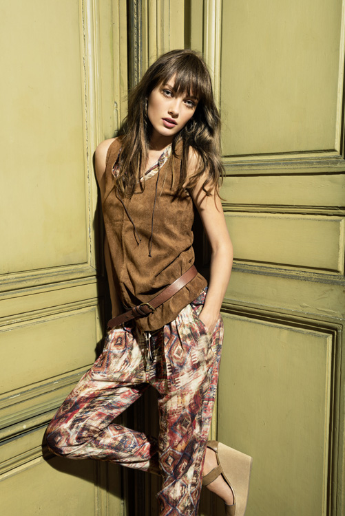 Mango Spring Summer 2013 lookbook_6