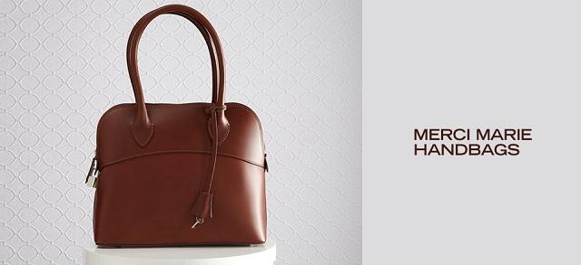 Merci Marie Handbags at MYHABIT
