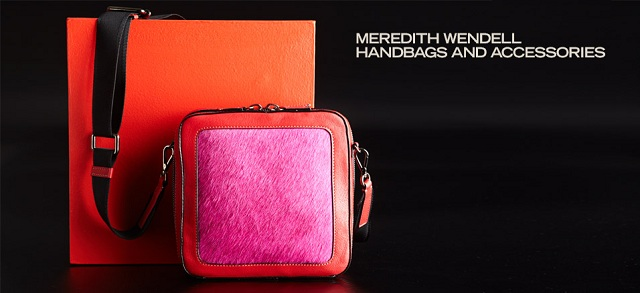 Meredith Wendell Handbags and Accessories at MYHABIT