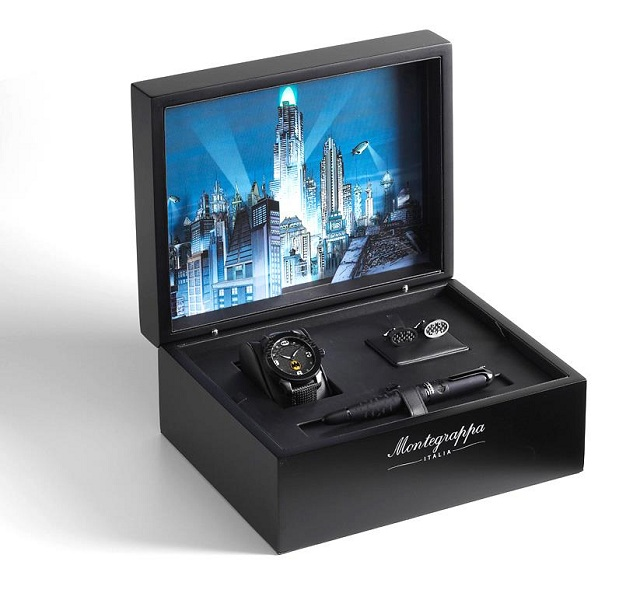 Montegrappa Limited Edition Batman Collection_2