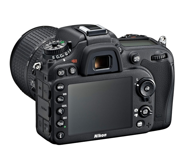 Nikon D7100 DX-format Digital SLR Camera_8
