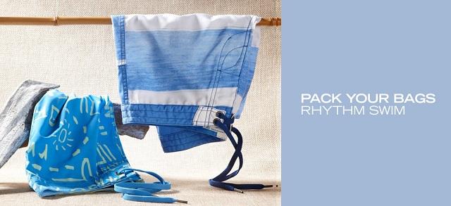 Pack Your Bags: Rhythm Swim at MYHABIT