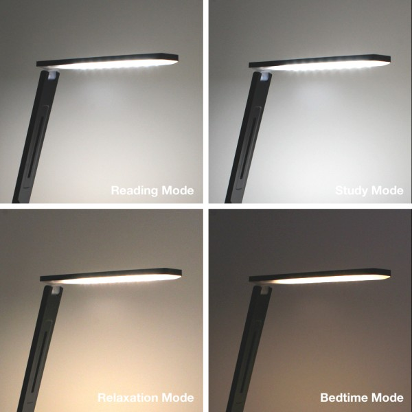 Satechi Smart LED Desk Lamp with Touch Control Dimmable Lighting_7