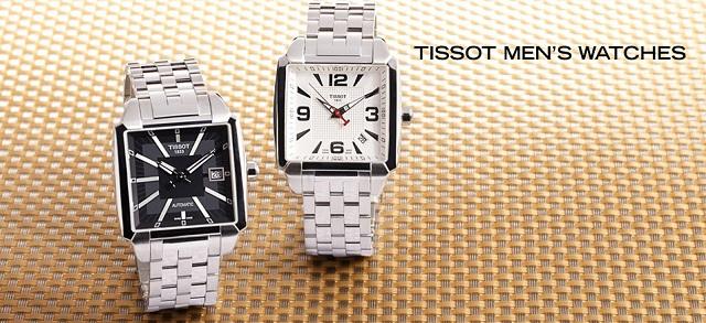 Tissot Watches at MYHABIT