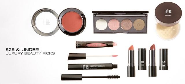 $25 & Under Luxury Beauty Picks at MYHABIT