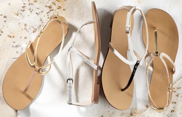 Boutique 9 Women's Palanee Flat Sandal