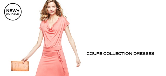 Coupe Collection Dresses at MYHABIT