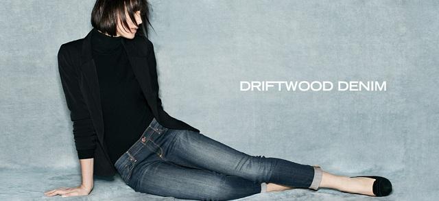 Driftwood Denim at MYHABIT